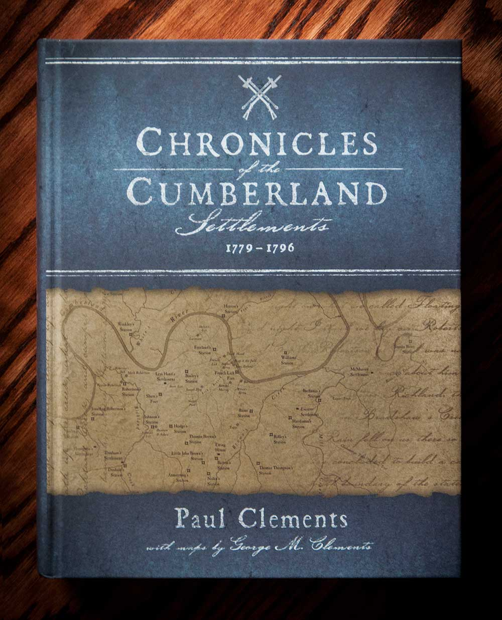Chronicles of the Cumberland Settlements 1779 – 1796