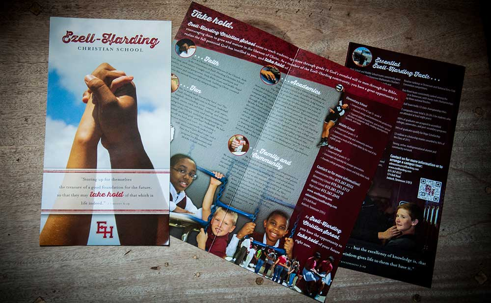"EHCS ""Take Hold"" Brochure"