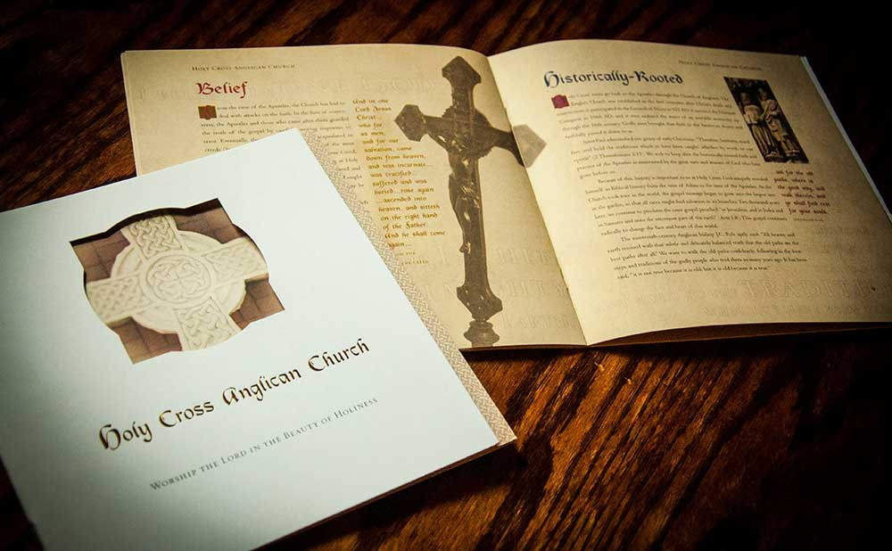 Holy Cross Anglican Church Brochure
