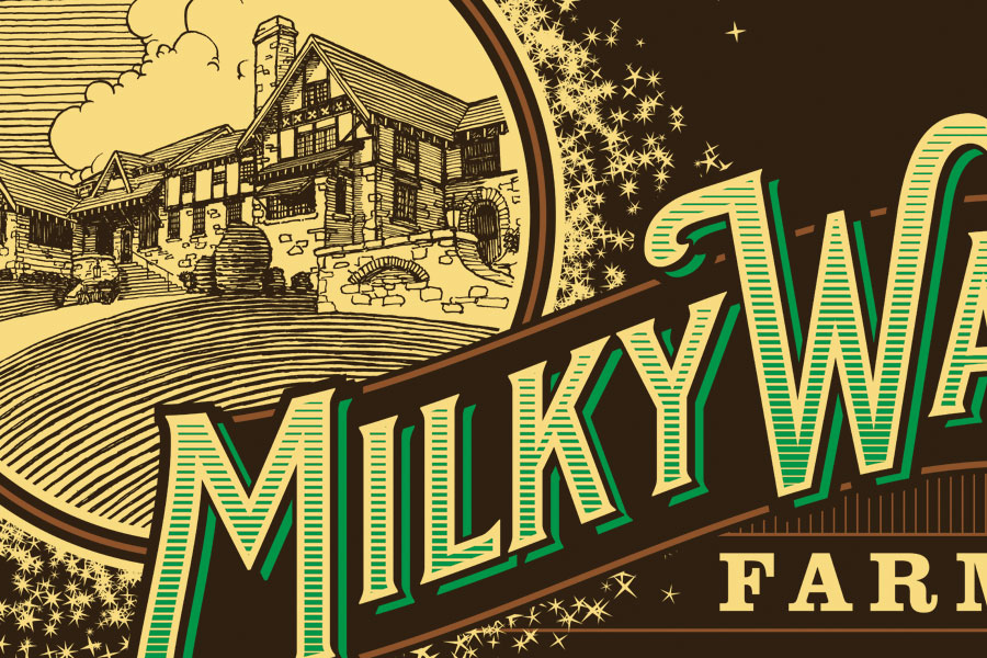 <span>Milky Way Farm</span><i>→</i>